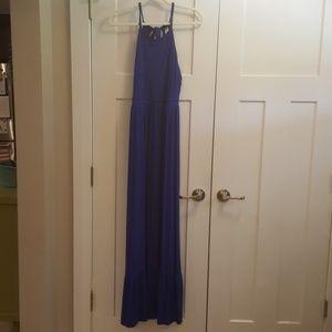 Old navy maxi dress L Tall